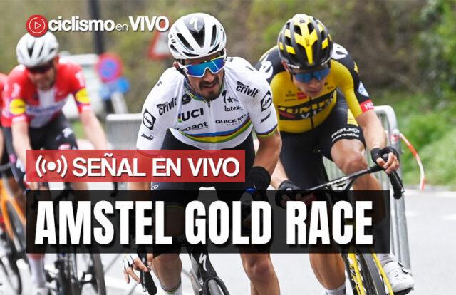 Amstel Gold Race 2021 – Señal en VIVO