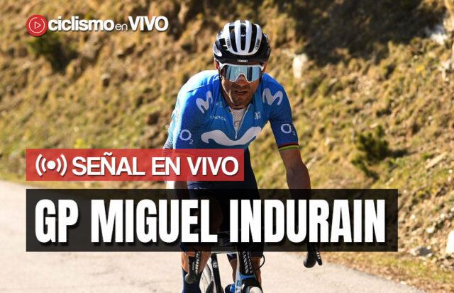 GP Miguel Indurain 2021 – Señal en VIVO
