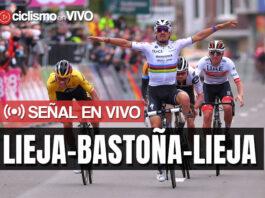 Lieja-Bastoña-Lieja 2021 – Señal en VIVO