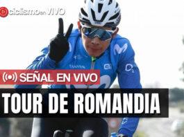 Tour de Romandía 2021 – Señal en VIVO