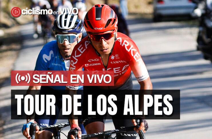 Tour de los Alpes 2021 – Señal en VIVO