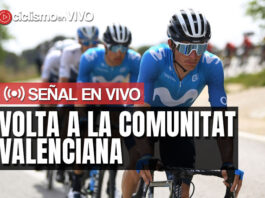 Volta a la Comunitat Valenciana 2021 – Señal en VIVO
