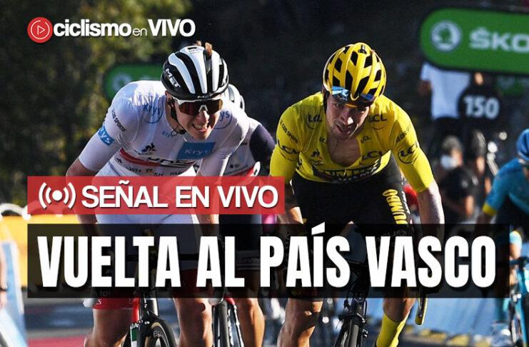 Vuelta al País Vasco 2021 – Señal en VIVO