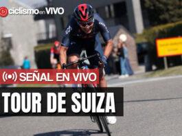 Tour de Suiza 2021 – Señal en VIVO