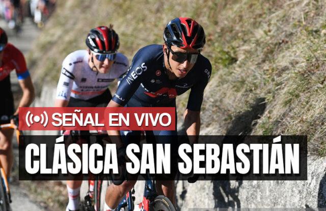 Clásica de San Sebastián 2021 – Señal en VIVO