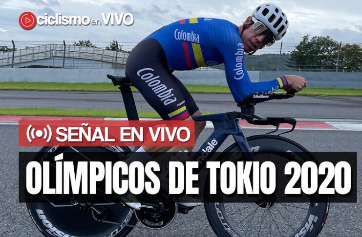 Olímpicos de Tokio 2020 - Señal en VIVO
