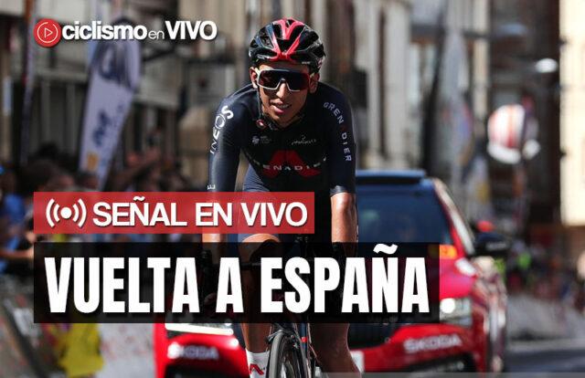 Vuelta a España 2021 – Señal en VIVO