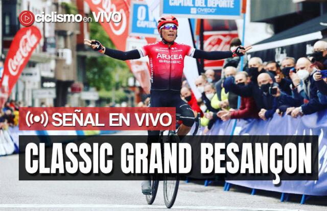 Classic Grand Besançon 2021 – Señal en VIVO