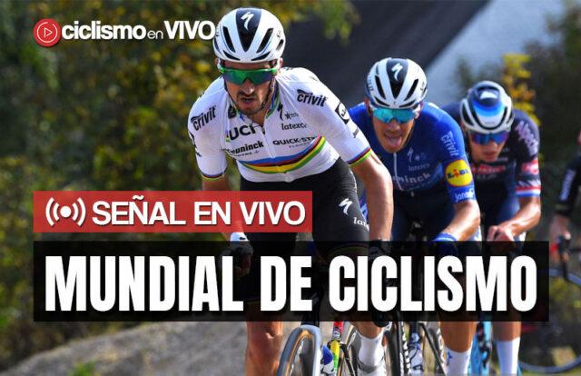 Mundial de Ciclismo Ruta UCI 2021 – Señal en VIVO