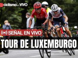 Tour de Luxemburgo 2021 – Señal en VIVO