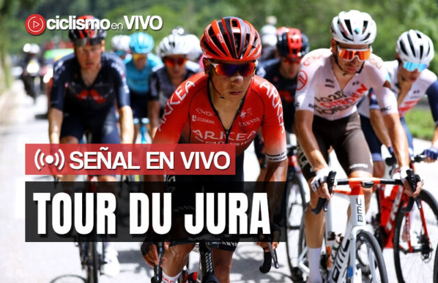 Tour du Jura 2021 – Señal en VIVO