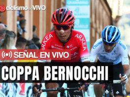 Coppa Bernocchi 2021 – Señal en VIVO