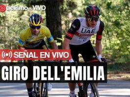 Giro dell'Emilia 2021 – Señal en VIVO